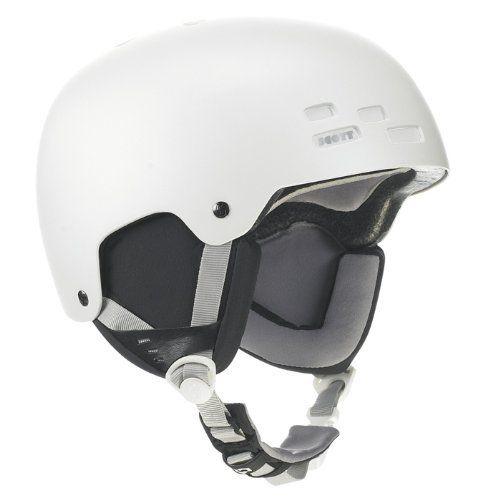 Scott Scream Ski Helmet White Matt Medium By Scott 77 34 The