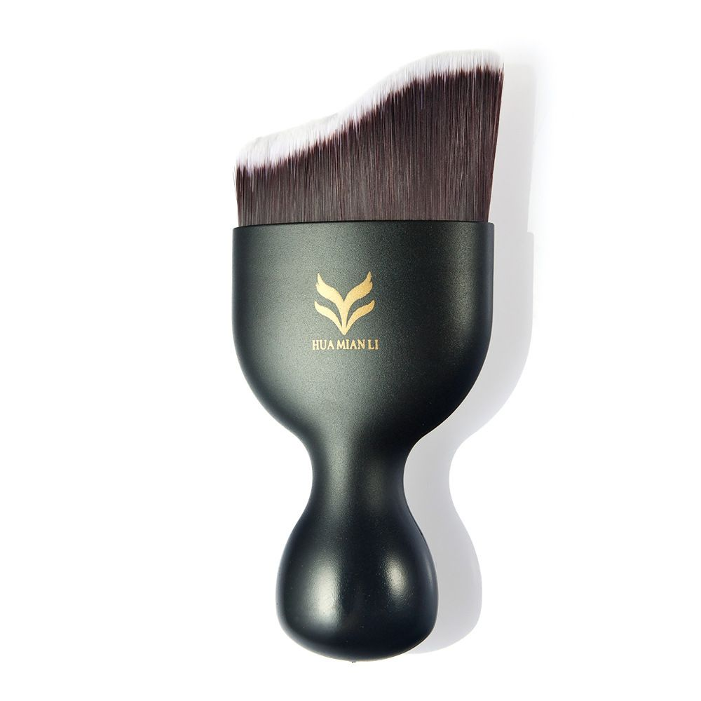 Huamianli Professional Foundation Powder Makeup Blush Brush