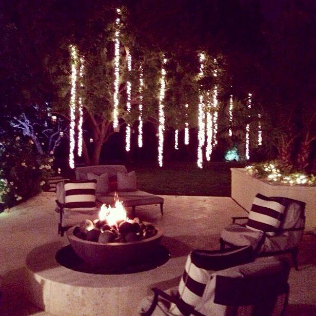 Jenner house backyard ideas