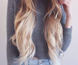 Looooong hair
