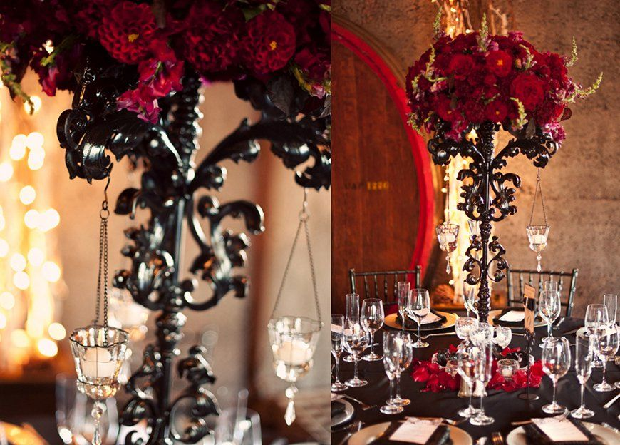 49++ Victorian gothic wedding decor information