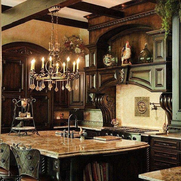 Atlanta Living, Black Kitchen! #chef #culinary #kitchen
