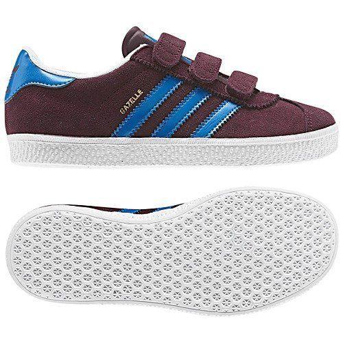boys adidas gazelle trainers size 12