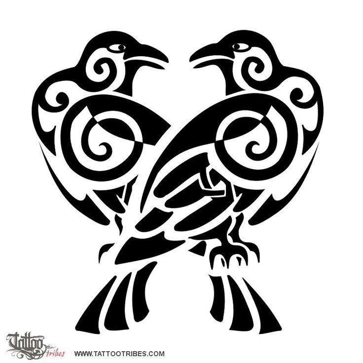Odins Ravens Huginn And Muninn Classicsarchaeologymyth