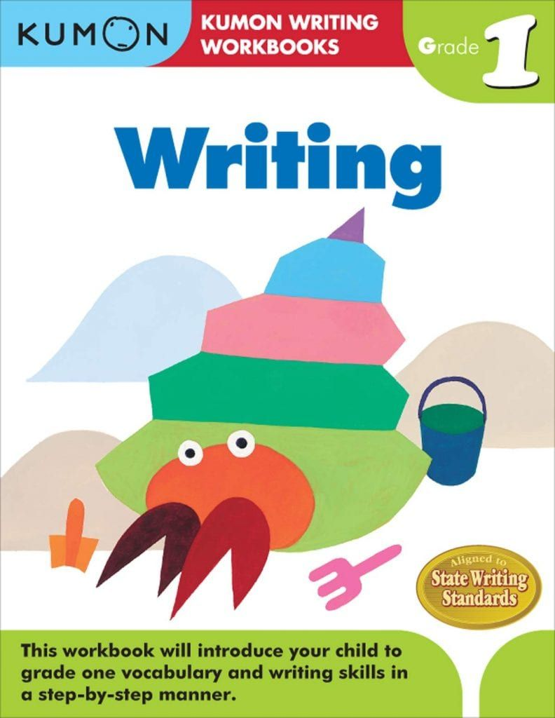 25 Teacher Approved First Grade Workbooks In 2020 Workbook Grade 1 Kumon [ 1024 x 792 Pixel ]