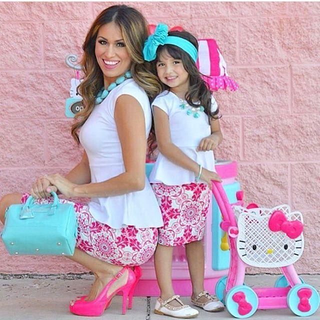 Pin de Roksolana Hnatyuk en Family look | Pinterest | Hijos, Madres ...