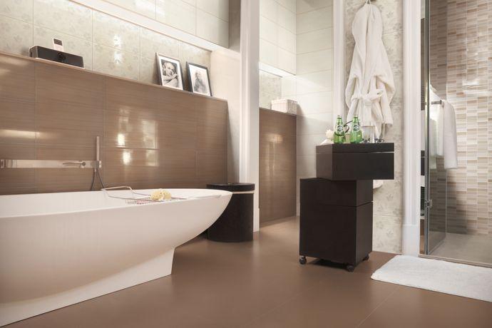 BAGNO COLOR TORTORA - Cerca con Google | idee per bagno | Pinterest