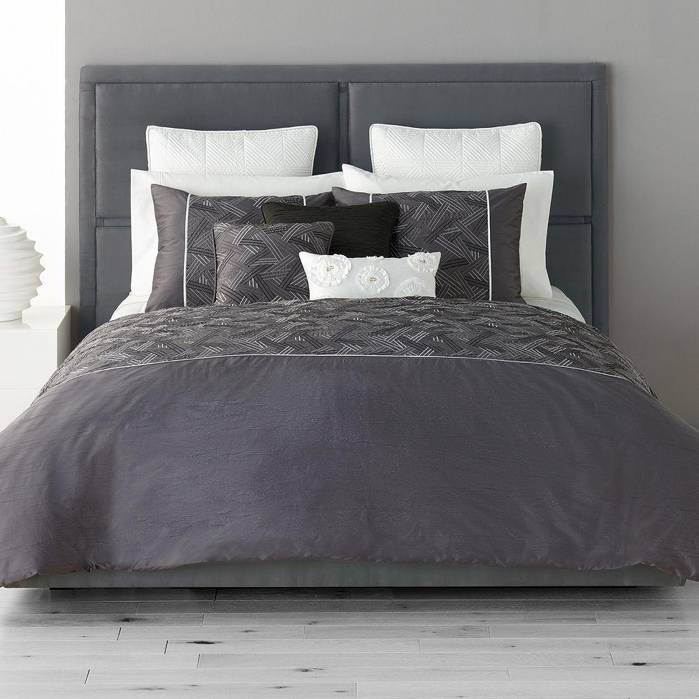 Simply Vera Vera Wang Infinity Bedding Collection Comforter Sets King Size Comforter Sets