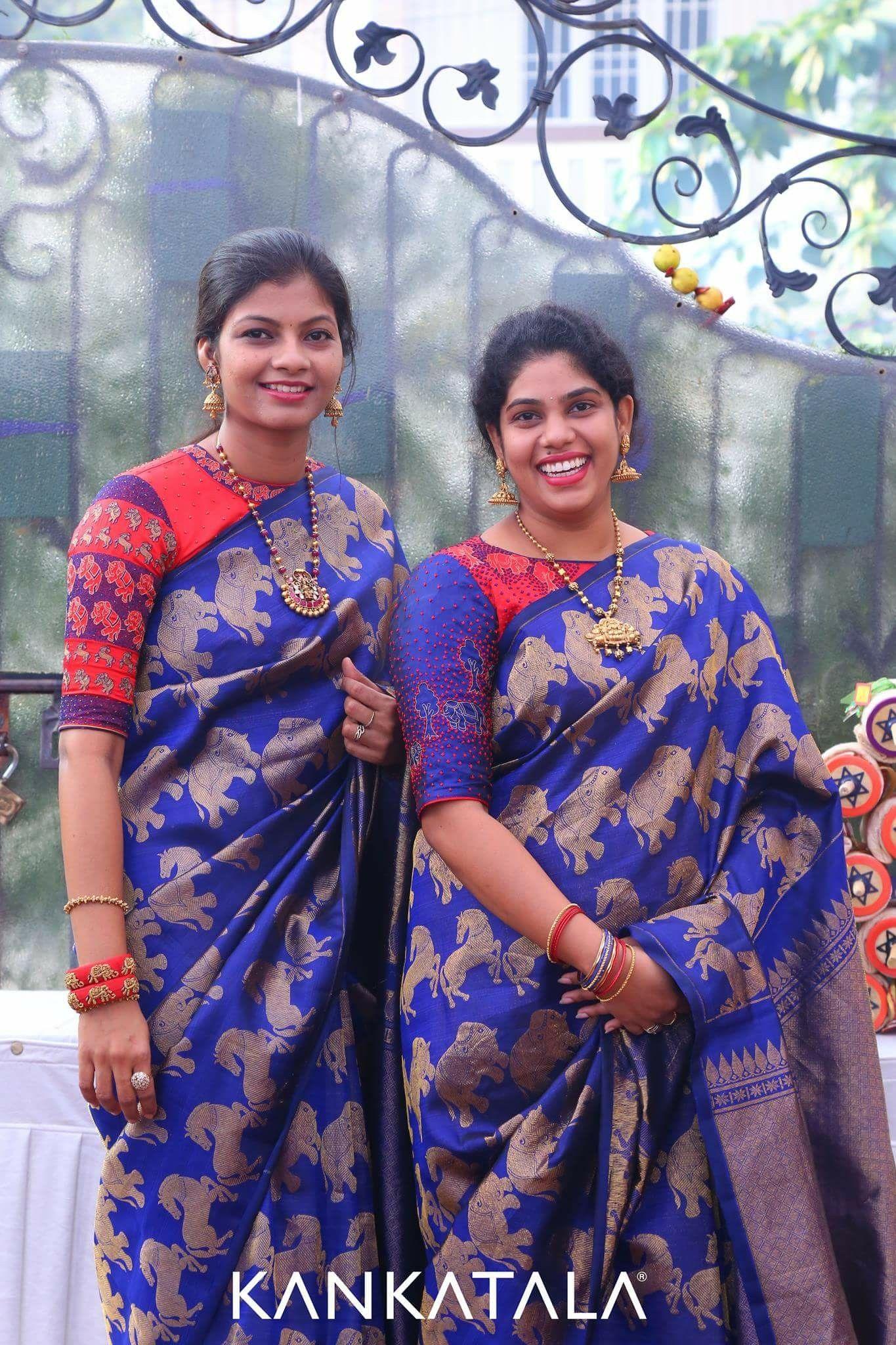 Pin de bhavanabhatia en Blouses   Pinterest