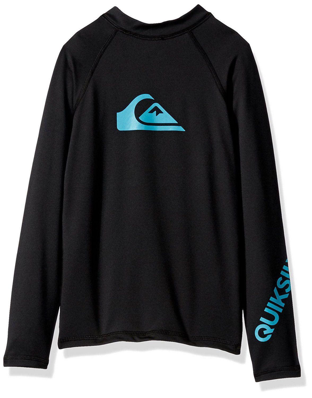 Quiksilver Boys Rash Guard Shirt