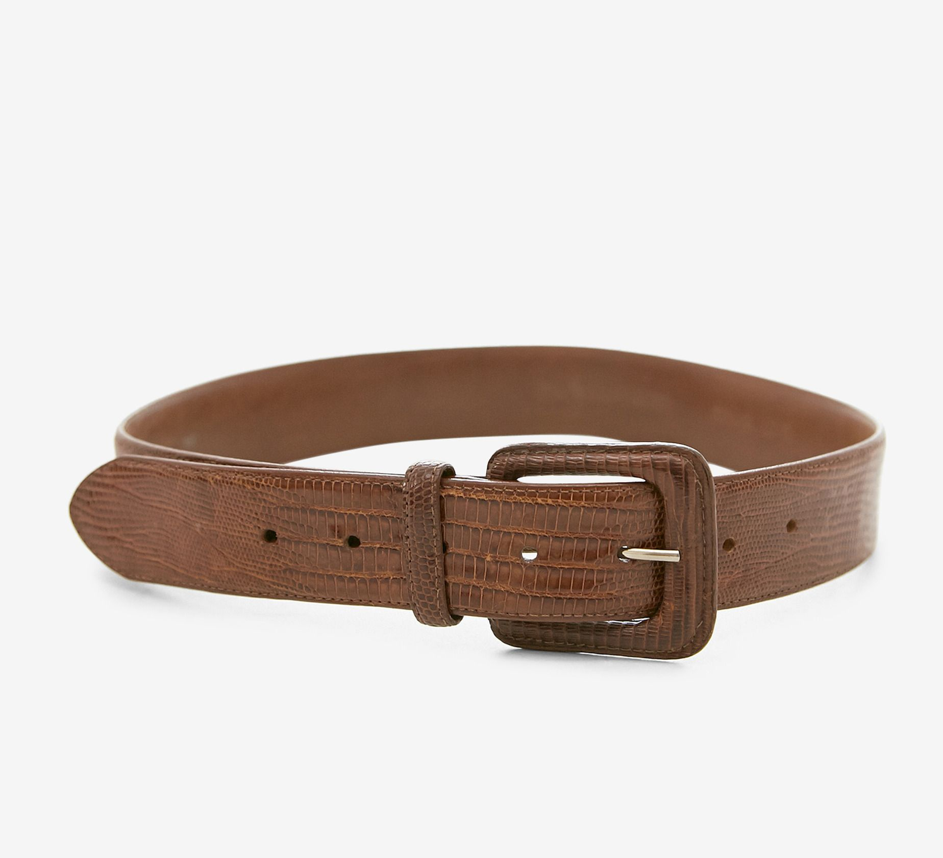 Polo Ralph Lauren Brown Belt