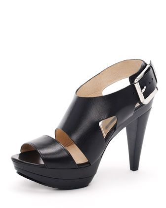 e9cfb41211 MICHAEL Michael Kors Carla Platform Sandal in 2019 | Fashion | Shoes ...