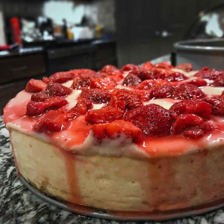 Instant Pot Cheesecake Recipe: Low Calorie, High Protein