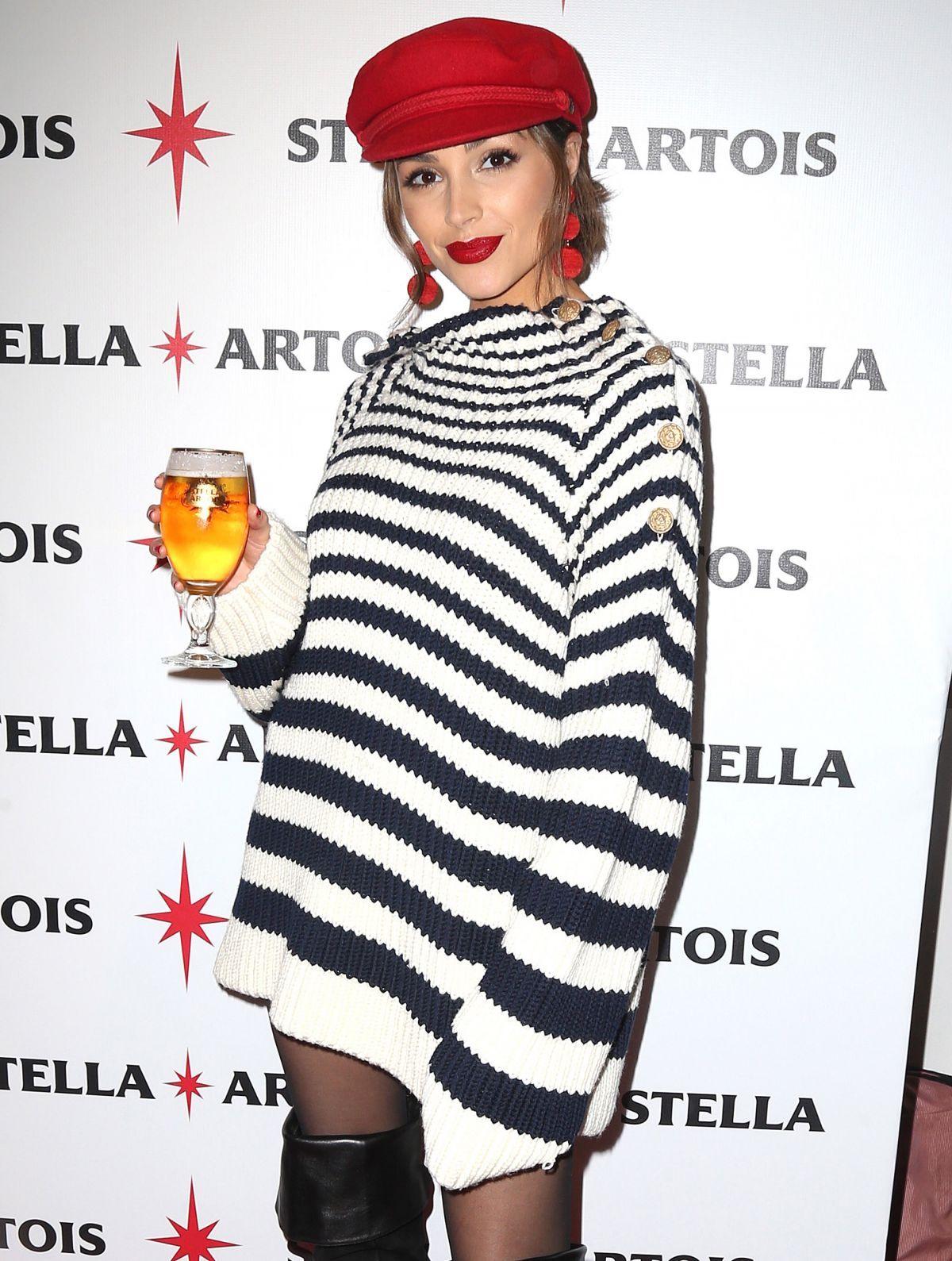 Olivia culpo at stella artois event in new york olivia
