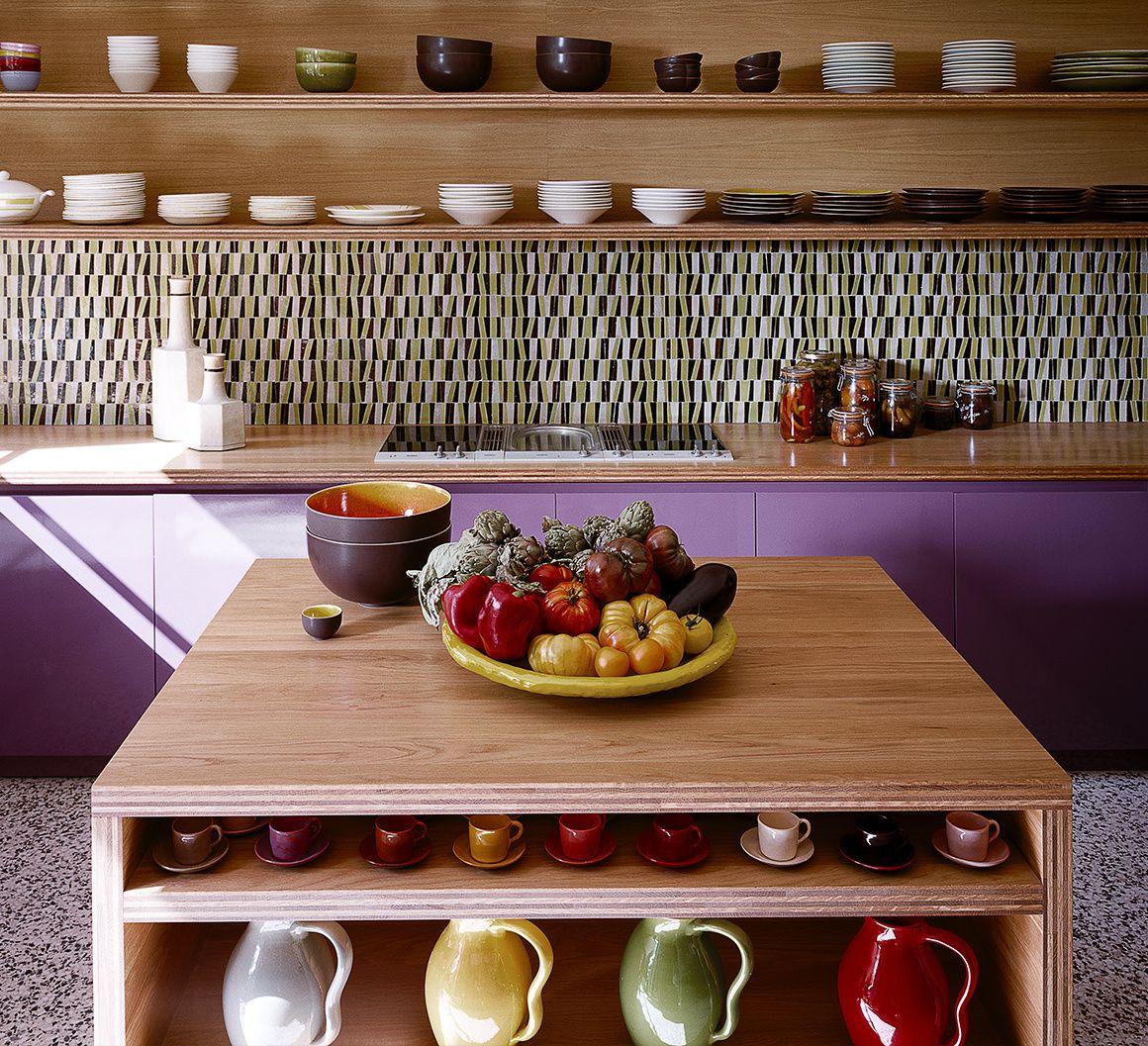 Le Nouveau Sud, inspirations Carmague à Arles   Cocinas