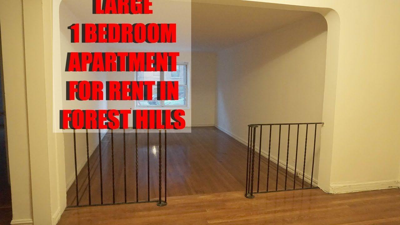 Big 1 Bedroom apartment for rent in Forest Hills, Queens