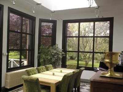 fenetre pvc couleur recherche google huisseries. Black Bedroom Furniture Sets. Home Design Ideas