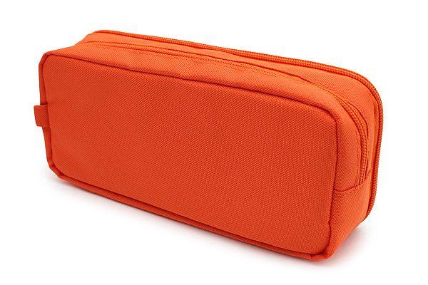 Cubix Round Zip Box Pen Case
