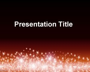 Influence Powerpoint Template Is The Name Of This Free Ppt
