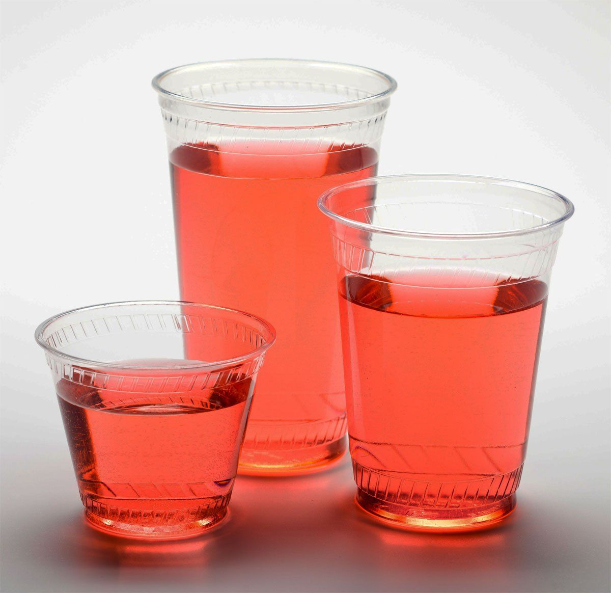 Robot Check Drinking Glasses Everyday Cold Drinks Disposable Plates