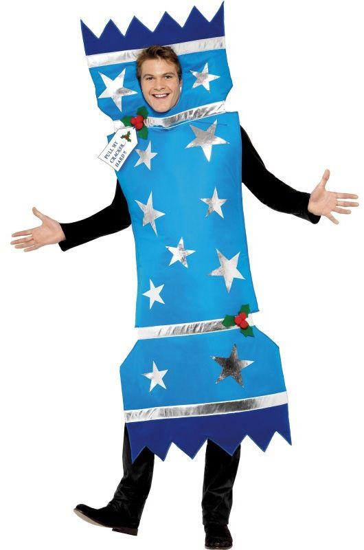 Christmas Cracker Costume - Christmas Cracker Costume Fancy Dress Christmas, Christmas