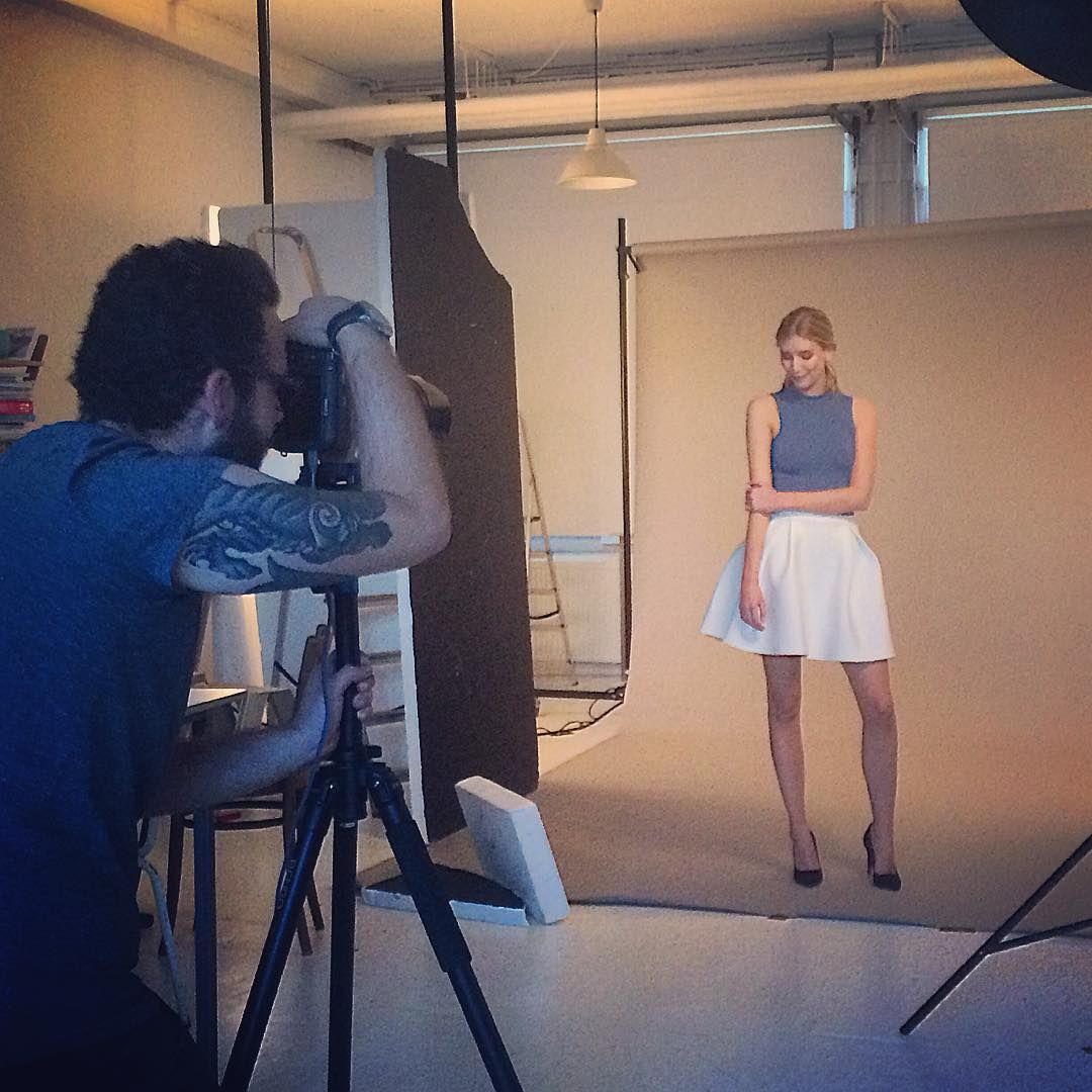 Altid en fornøjelse at arbejde med talentfulde mennesker! #photographer @p_dh #mua @mickaelab_mua #model @sophinem
