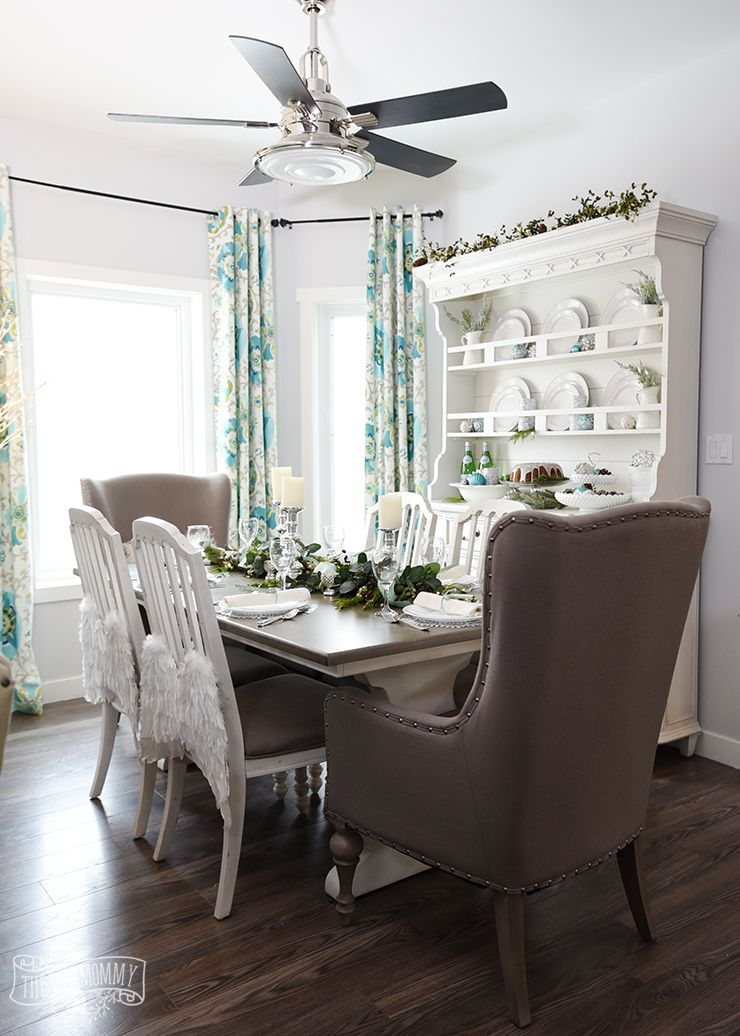 2016 Christmas Home Tour Updated Traditional Decor In