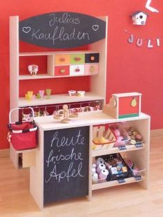 Individuelle Mobel Selber Bauen Kinder Kaufladen Kaufladen Mobel Selber Bauen