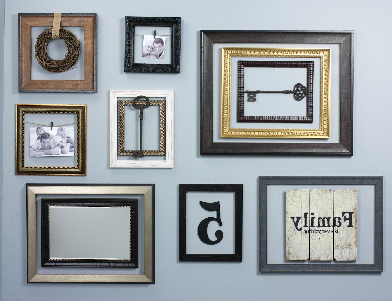 Sign 6 Repurposed Picture Frames And More Ideas