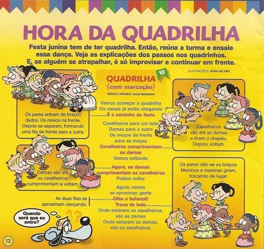Quadrilha De São João Festa Junina Festa Junina Pinterest