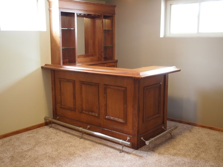 Superb Small Basement Bar & Superb Small Basement Bar | home | Pinterest | Small basement bars ...
