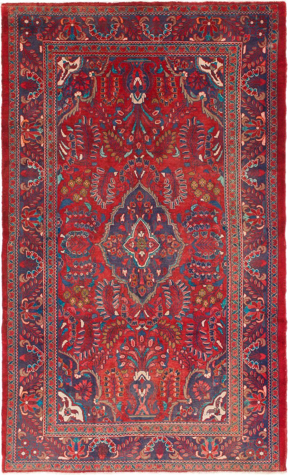 Red 6 8 X 10 7 Mehraban Persian Rug Persian Rugs Esalerugs Persian Rug Rugs Persian