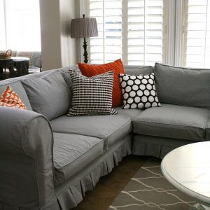 Stretch Slipcovers Sectional Sofas