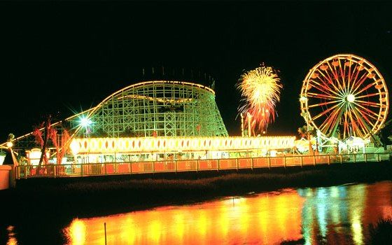 Located Near Ocean Boulevard In Por Myrtle Beach Family Kingdom Amut Park Offers Some Of The Best Heart Pounding Experiences On Grand Strand