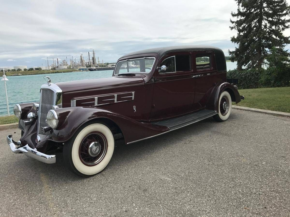 1935 Pierce Arrow 845 For Sale 1865416 Hemmings Motor News