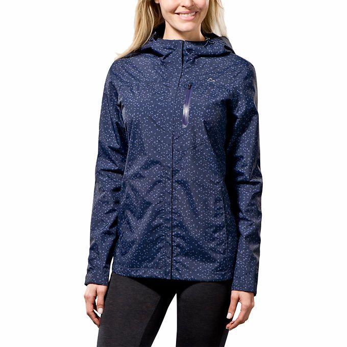 68d1a4c1b Costco - Paradox Ladies  Rain Jacket  24.99
