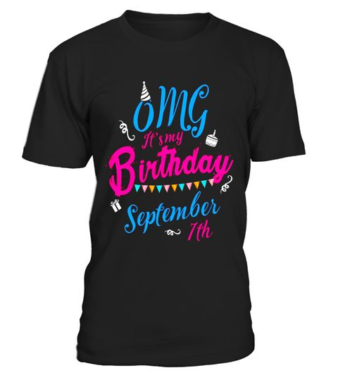 "# OMG It's My Birthday Legend Queen Are Born On 7th September .  Special Offer, not available in shops      Comes in a variety of styles and colours      Buy yours now before it is too late!      Secured payment via Visa / Mastercard / Amex / PayPal      How to place an order            Choose the model from the drop-down menu      Click on ""Buy it now""      Choose the size and the quantity      Add your delivery address and bank details      And that's it!      Tags: 5, , , , , 0, ep, 013…"
