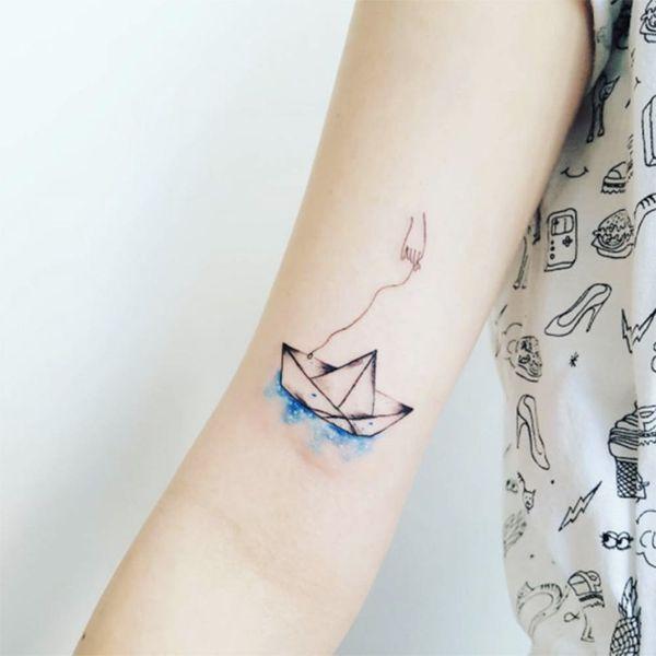 Photo of 40 petites idées de tatouage à copier maintenant