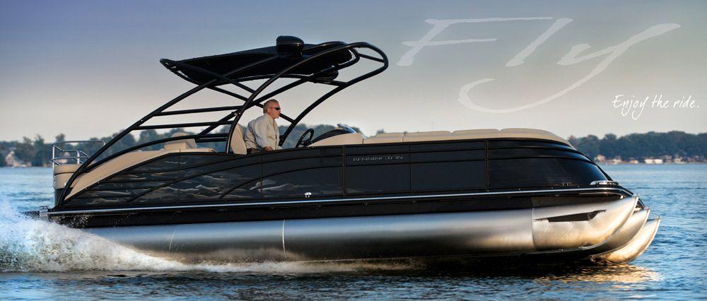 Bennington Performance | We Are High Performance Pontoon Boats.