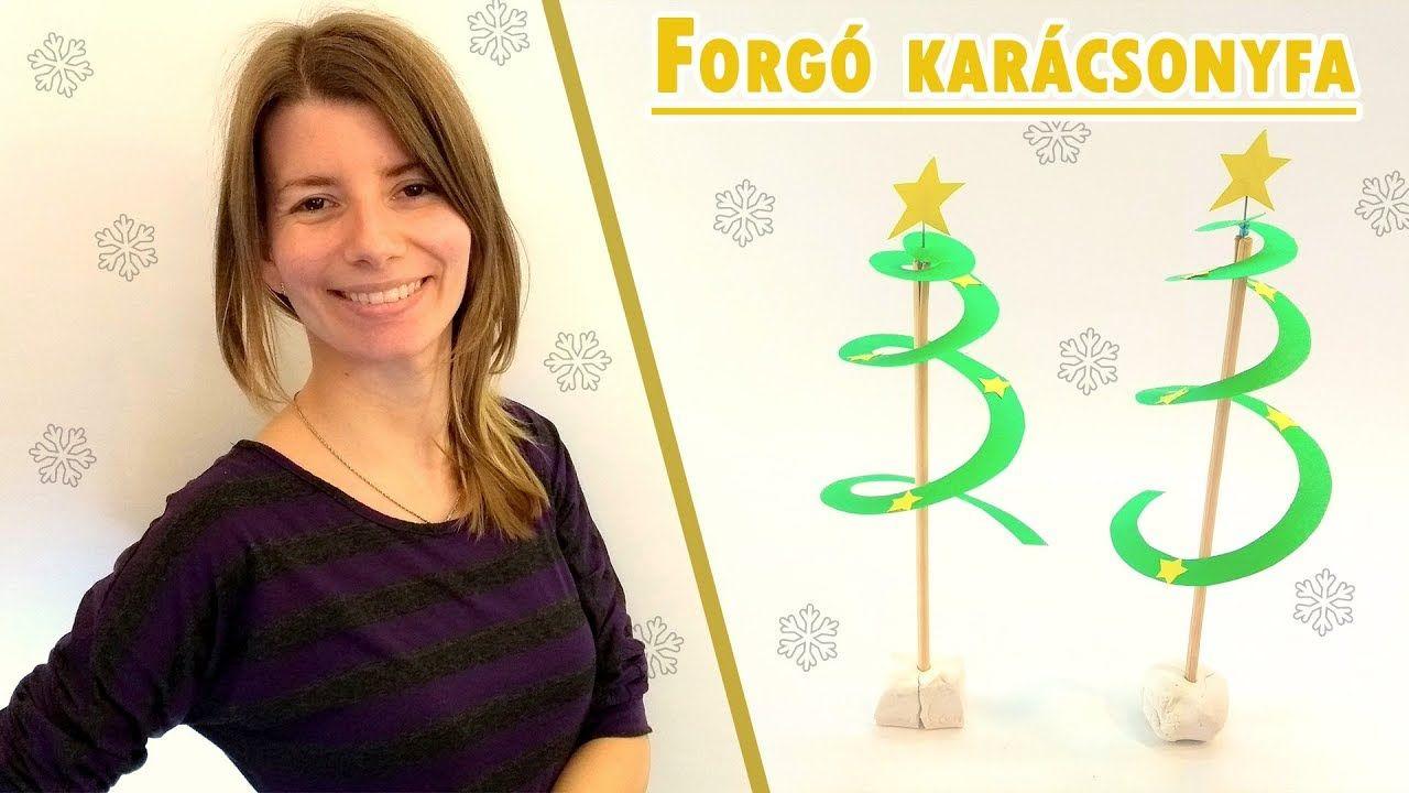 eto naptár Forgó karácsonyfa | Karácsonyi kreatív ötlet | Manó kuckó  eto naptár