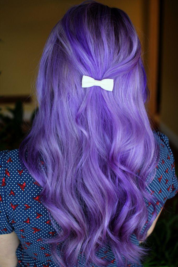 Pravana Chromasilk Vivids Violet Hair Dye Review Hair Pinterest