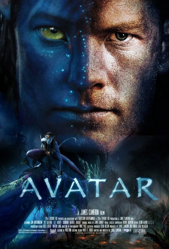 poster pelicula avatar