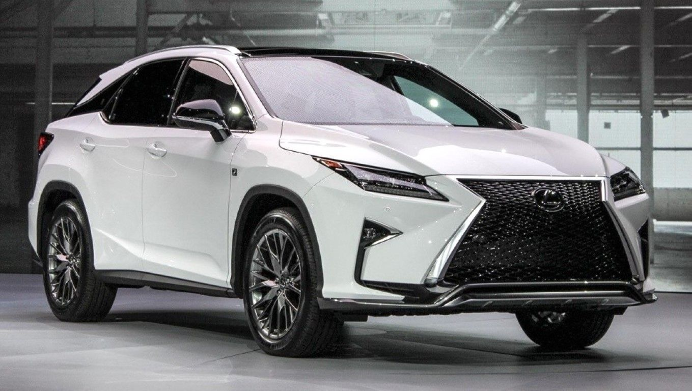 2019 Lexus Suv 350 Exterior And Interior Review