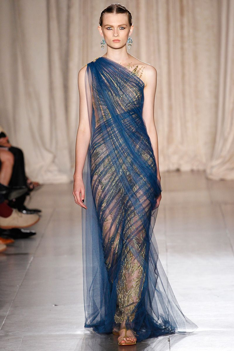 Marchesa Spring 2013 RTW - Runway Photos - Collections - Vogue