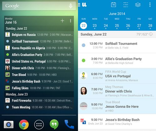 Top 5 Android Calendar Apps You Should Check Out Calendar App