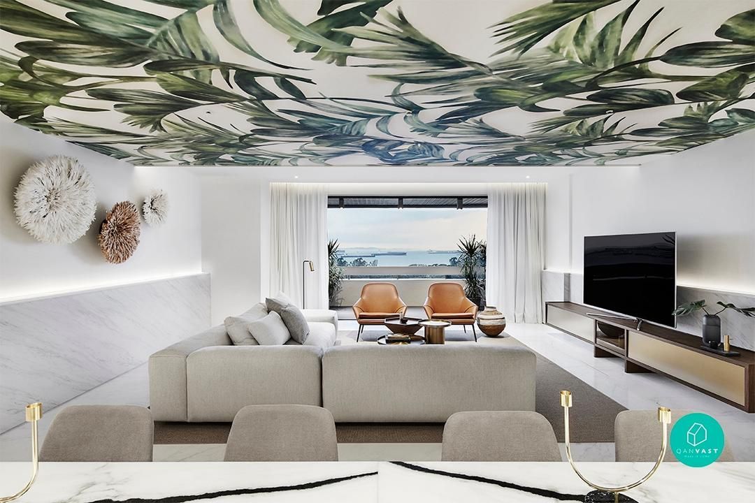 Renovation Journey Tropical Glam With Images Best Interior