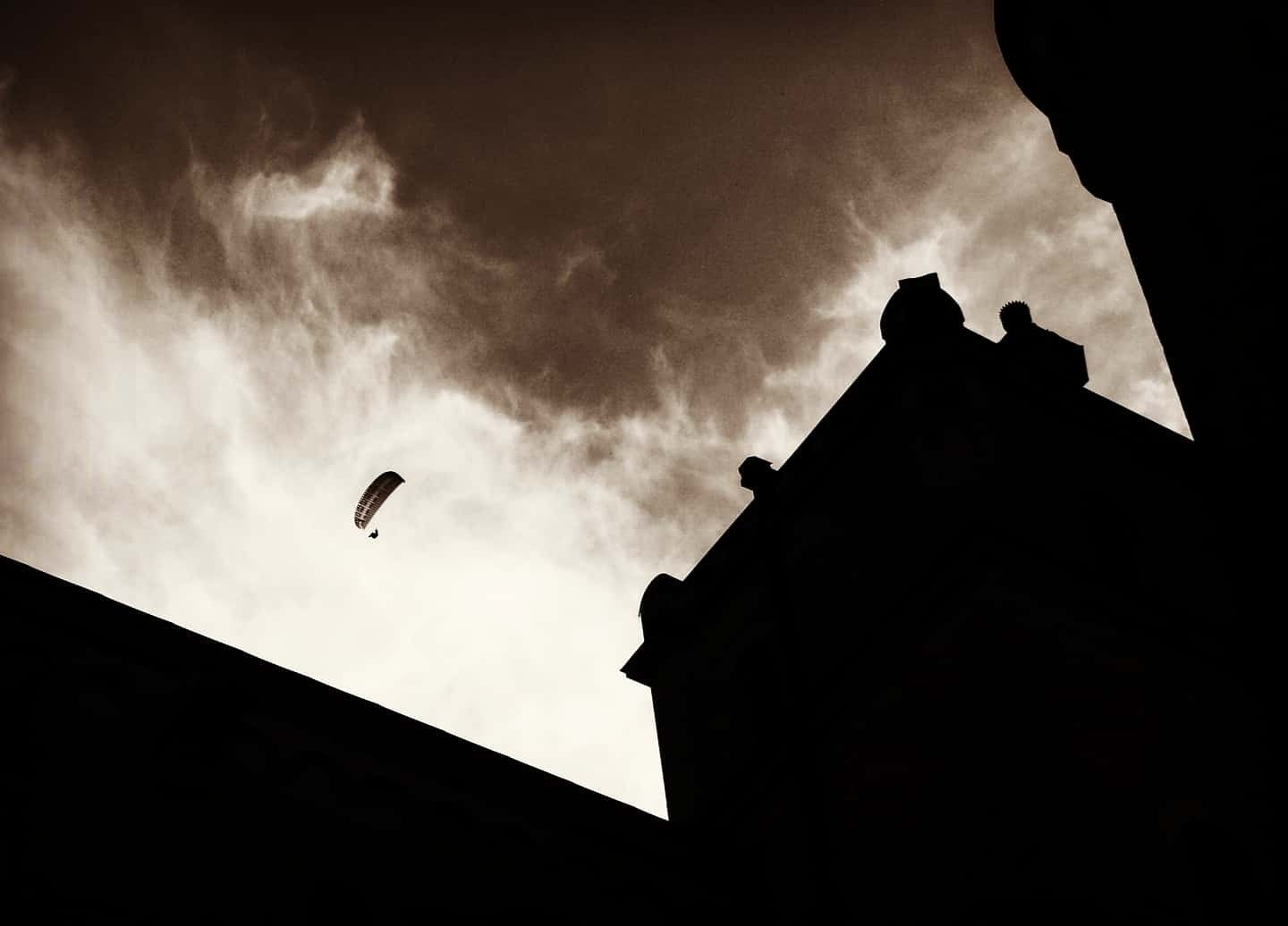 Sometimes the nice surprizes are up in the sky #skyporn #leicaphotography