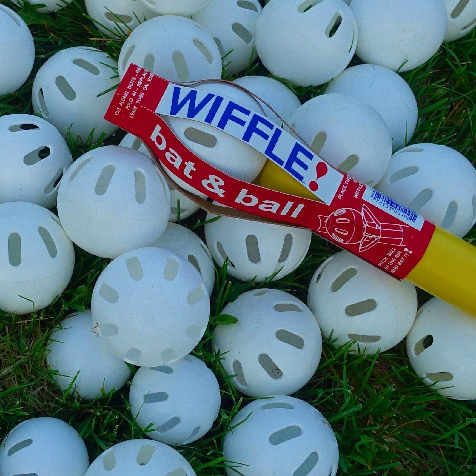 Weekend Plans! WIFFLE® Ball! . . . #Wiffle #Wiffleball