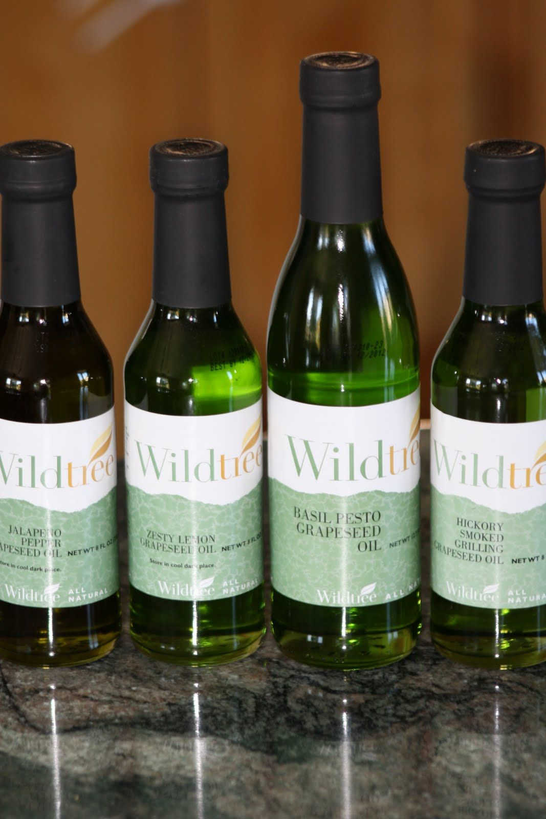 Loving the Wildtree grapeseed oil! Stuffed jalapeno
