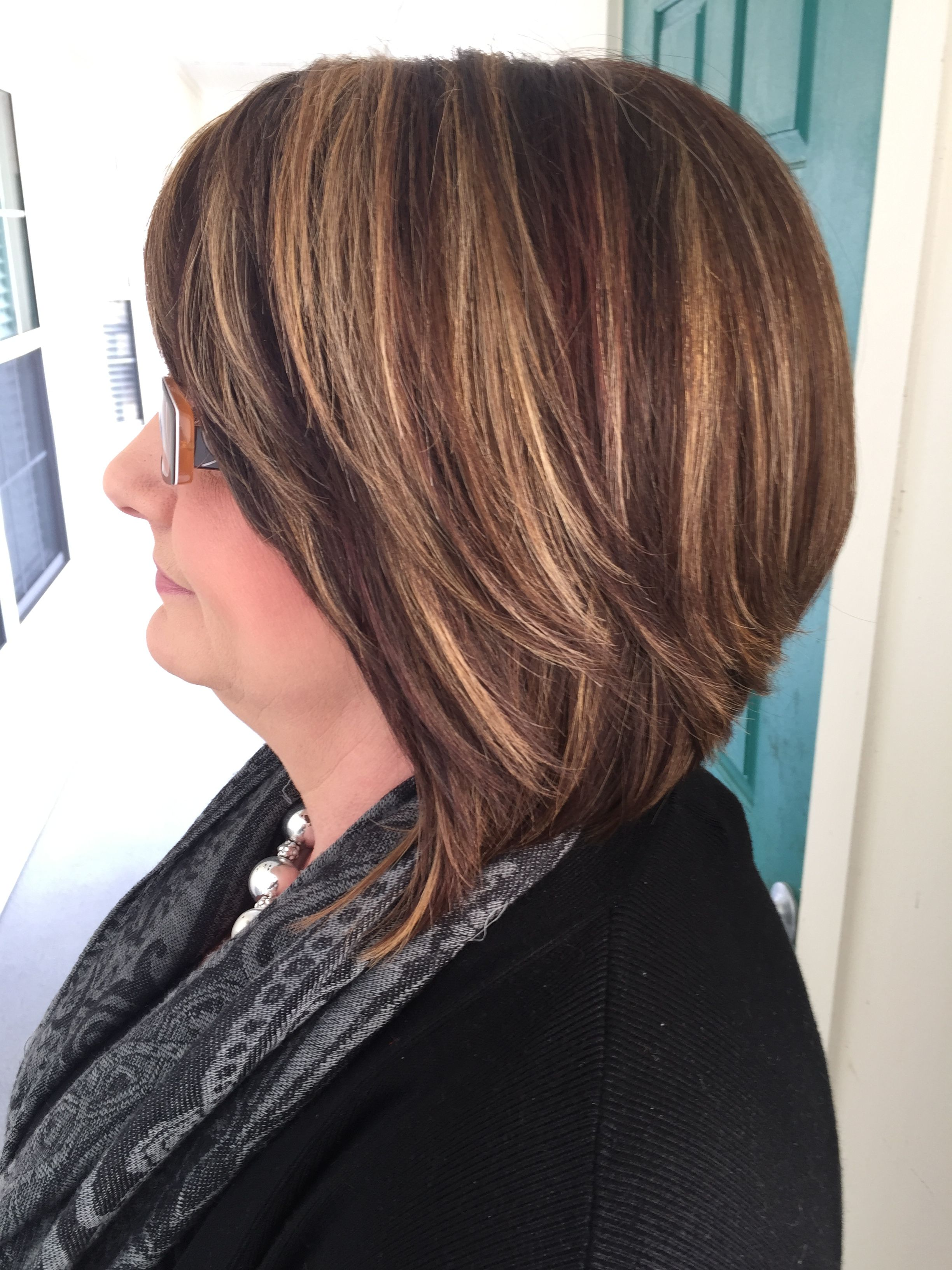 Highlight Lowlight And Haircut By English Smith Haare